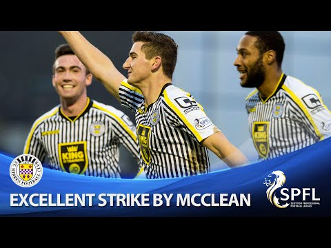 Kenny McLean scores superb long range strike