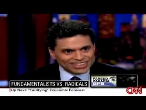 Christopher Hitchens - [2009] - On GPS with Fareed Zakaria discussing radical Islam
