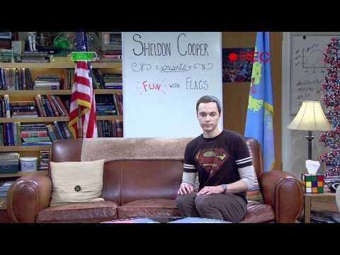 Fun With Flags Big Bang Theory
