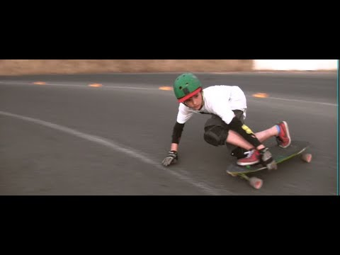 Longboard Chile: Kai Meier