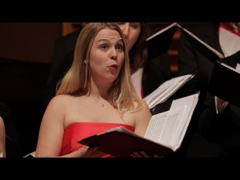 WGBH Music: The Copley Singers - Carol of the Bells