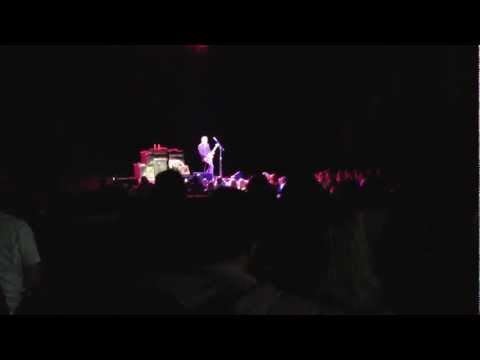 Lindsey Buckingham-I'm So Afraid, Wiltern 5-04-2012