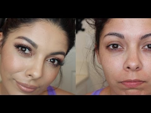 Soft Glam Makeup Tutorial in 5 Minutes!