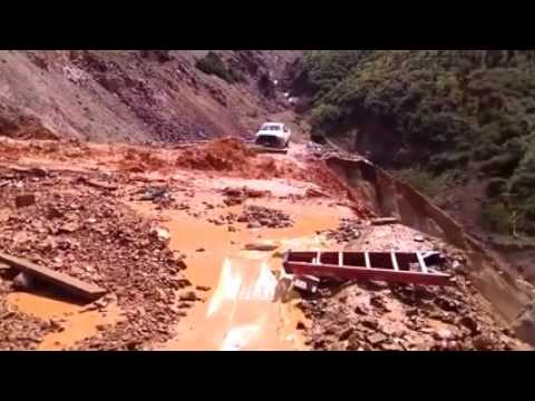 Footage from Gold King Mine Spill