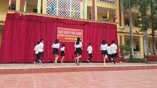 Nhảy shuffle dance bắc kim thang