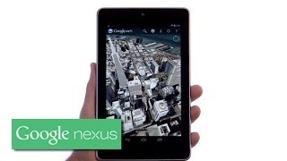 Nexus 7 - Google Apps
