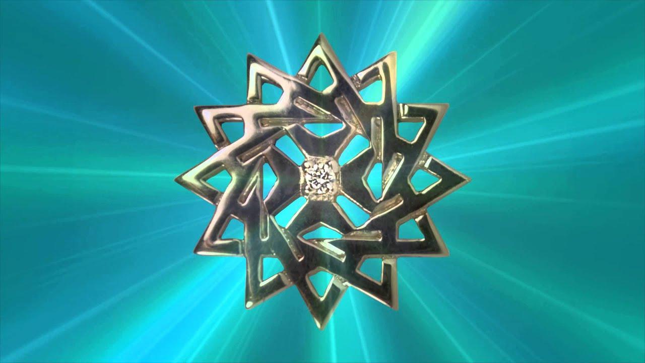 Звезда эрцгаммы вышивка фото 4