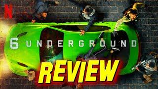 6 Underground (2019)   NETFLIX REVIEW   The Movie Cranks
