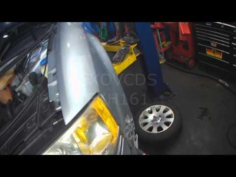Audi C5: A6 ATQ V6 Secondary Air Pump: Part 3 Installation