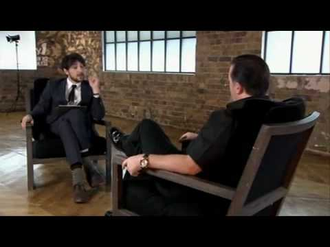 Ricky on Alex Zane's Guest List - Part Two