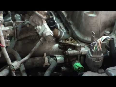 Honda Civic EX VTEC Solenoid Gasket Replacement/ Oil Leak Fix