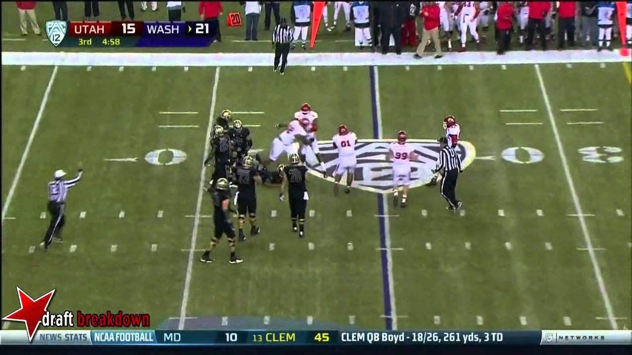 Bishop Sankey vs Utah (2012)