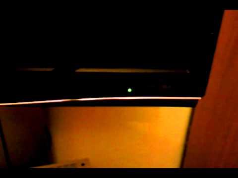 Uszkodzenie TV Sharp LC32B20E Mruganie LED: Power i OPC