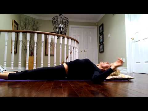 Momentum Healing Arts with Dr. Astrid Trim --  Stretch and release your back muscles