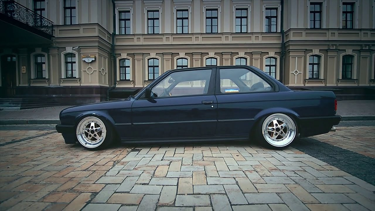 Bmw E30 Calmness Dropmode Fancy Stance Youtube