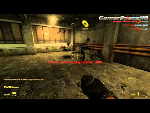 Half life 2: deathmatch - Fun online match :)