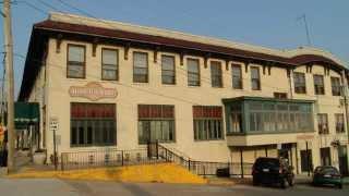 Mineral Springs Hotel Ghost Hunt