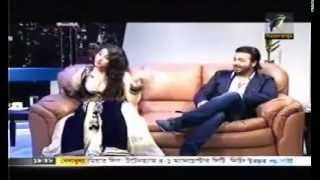 Shakib khan and Apu Eid adda 2015