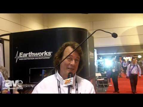 InfoComm 2015: Earthworks Showcases FlexWand Series of Microphones