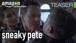 Sneaky Pete | Official Teaser | Amazon Original Series