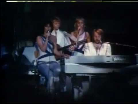 Abba - Live Concert In Usa, World Tour 1980 (53'50 Min) video