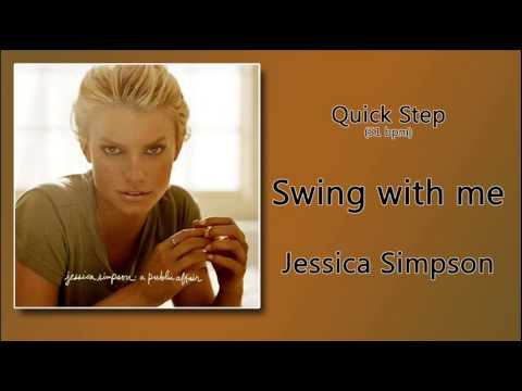 Jessica Simpson - Swing With Me