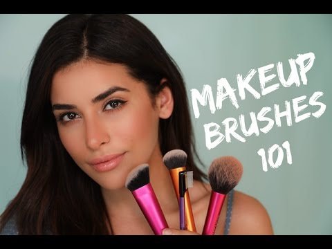 All About Makeup Brushes   Real Techniques GUIDE