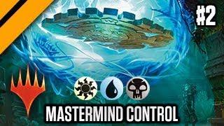 MTG Arena - Bo1 Laddering - Mastermind Esper Ultra Control P2