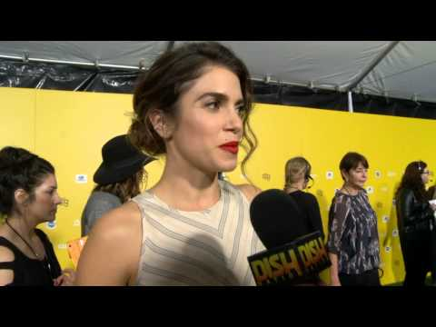 Nikki Reed at the World Dog Awards