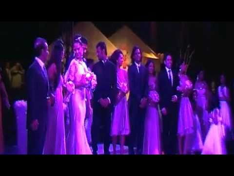 Mahesh Bhupati & Lara Dutta ( Wedding in GOA ) - 19th Feb 2011