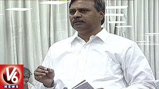TRS MLC Palla Rajeshwar Reddy Speaks Over Vote On Account Budget   TS Council