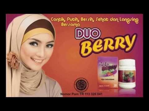 082336654548 Cara Diet Cepat  Duo Berry Asli Harga 115rb video