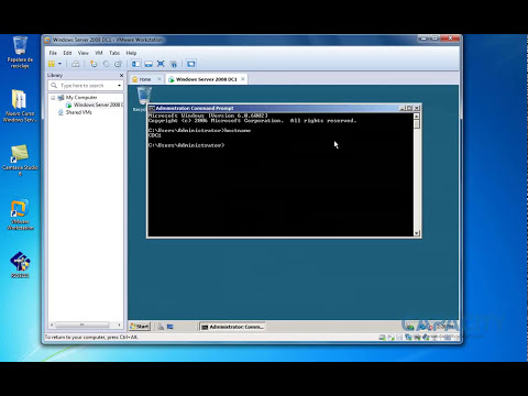 Curso Windows Server 2008 - Configuración Básica del sistema Operativo - Lección 2/10 - CAPACITY