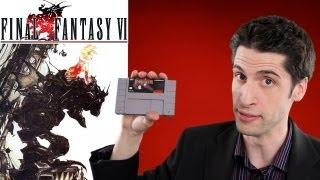 Final Fantasy VI game review