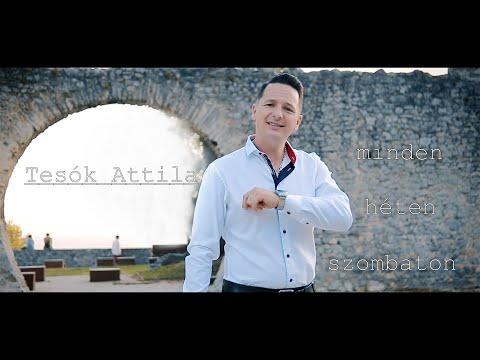 Tesók Attila- Minden héten szombaton Official Video HUStudio