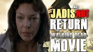 Jadis May Not Return for The Walking Dead Movies!