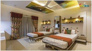 LUXURIOUS 5 BHK BUNGLOW WITH DEDICATED HOME THEATRE | KATRAJ | PUNE | Kams Designer Zone