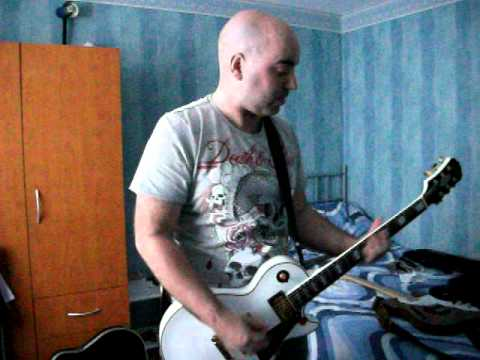 Francis Rossi - Status Quo - Don't Waste My Time - Live At St Lukes - Guitar Cover