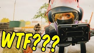 RIDICULOUS WALLBANG - Rainbow Six Siege Funny Moments & Epic Stuff