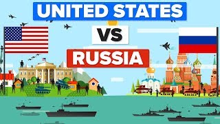 Russia VS United States (USA) - Who Would Win - Military Comparison 2019
