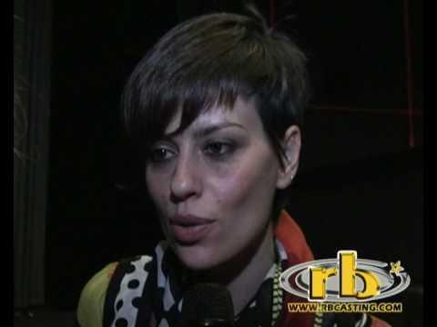 "CLAUDIA PANDOLFI intervista (film ""DUE PARTITE"") – WWW.RBCASTING.COM"