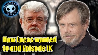 Mark Hamill dishes on how Lucas wanted finish Episode IX