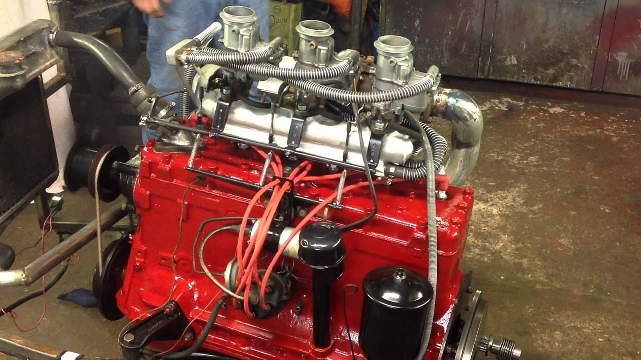 Kev S Flathead Straight Six Turbo Update 2 Youtube