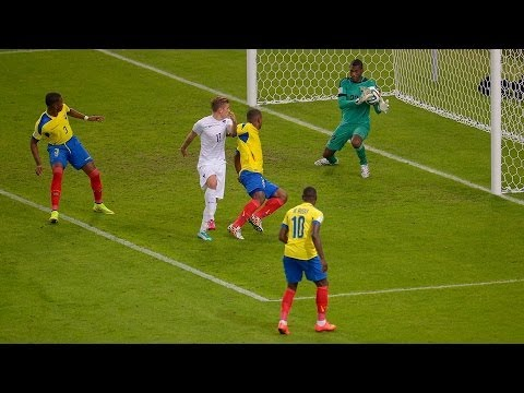 Ecuador 0 - 0 France : World Cup 2014