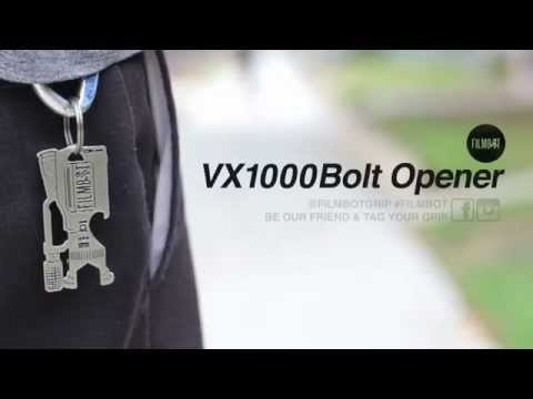 Filmbot VX1000 Bolt & Bottle Opener
