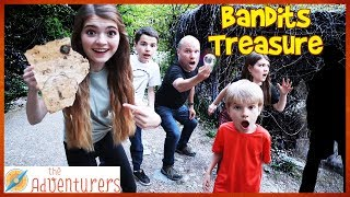 BANDiTS TREASURE Season 2 Search For The New Treasure FOUND ABANDONED CAMP! / That YouTub3 Family