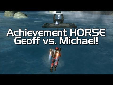 Halo: Reach - Achievement HORSE #16 (Geoff vs. Michael)