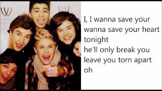 Watch One Direction Save You Tonight video