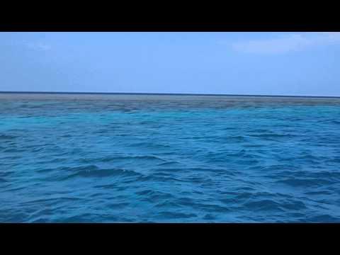 Atoll at Takat Sagale, Moyo Island, Indonesia