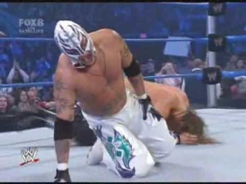 SmackDown! (25/01/2008) - Rey Mysterio VS The Edgeheads Video